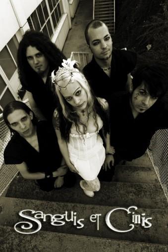 Sanguis et Cinis Austrian goth industrial cd 13