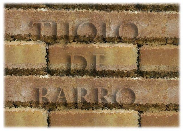.::Tijolo De Barro::.