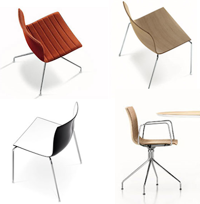 arper catifa 46 chair. Black Bedroom Furniture Sets. Home Design Ideas