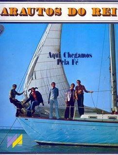 Arautos Do Rei - Aqui Chegamos Pela F� e Lado a Lado 1975