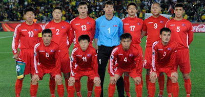North-Korean-Soccer-Team