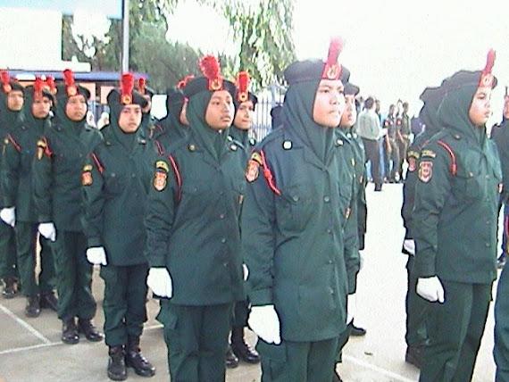 Pertandingan Kawad