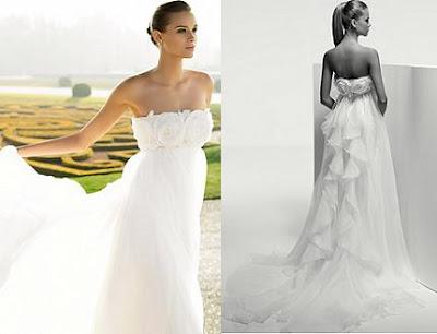 Trendy Summer Wedding Dress  2010/2011
