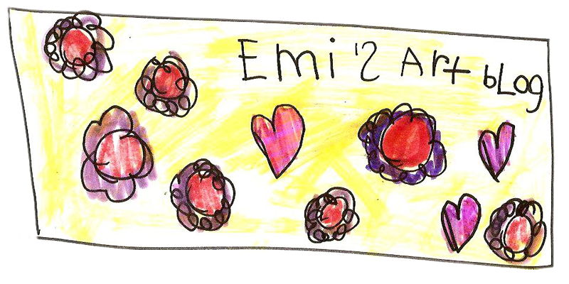 Emi's Art Blog