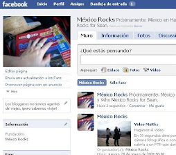 MxRoks en Facebook