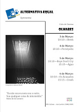 OLHARES - Ciclo de Cinema