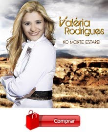 CD NO MONTE ESTAREI DE VALÉRIA RODRIGUES