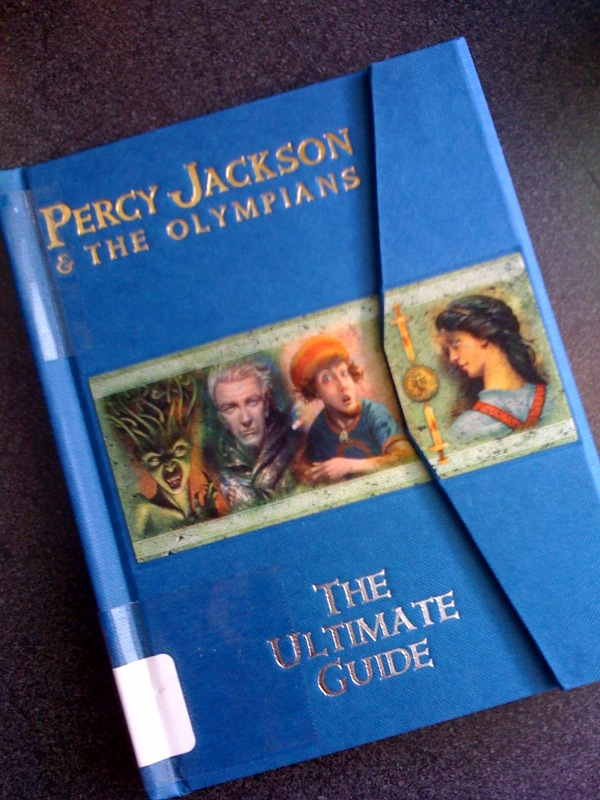 The Percy Jackson and the Olympians: Ultimate Guide - Rick ...