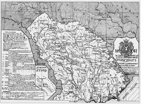 Moldova în timpul lui Ştefan cel Mare