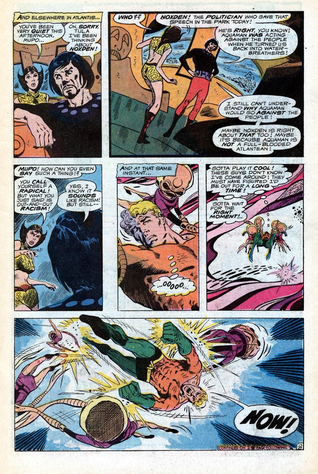 Aquaman (1962) Issue #55 #55 - English 11