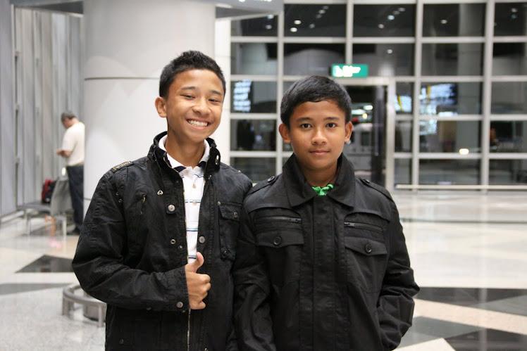 ~M3 and Ashraf~