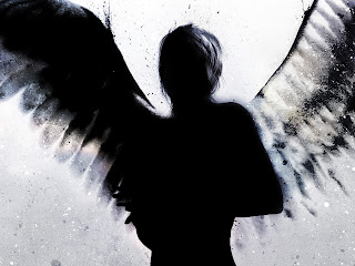 Mysterious Angel HD Wallpaper