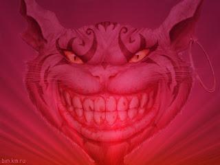 Devil Cat HD Wallpaper