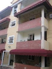 Apartamento Amueblado Santo Domingo