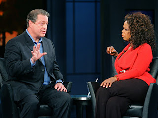 Al Gore Oprah Global Warming