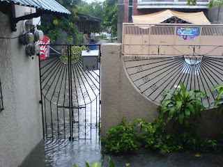 flood in Paranaque