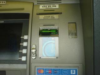 BPI ATM Machine