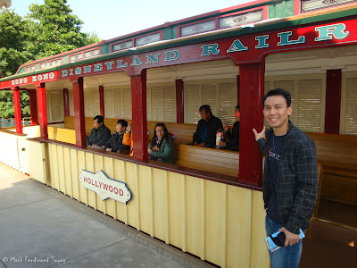 Hong Kong Disneyland Railroad Photo 1