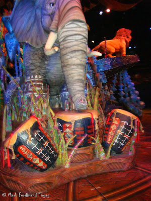 Disneyland's Lion King Show Photo 8