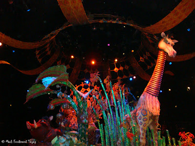 Disneyland's Lion King Show Photo 3
