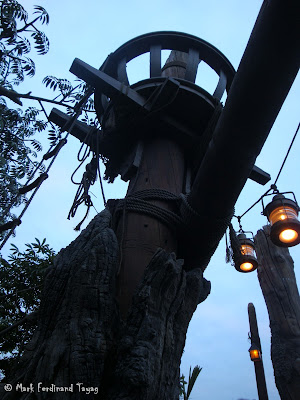 Disneyland's Tarzan's Tree House Photo 6