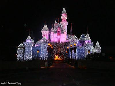 Disneyland Castle Photo 1