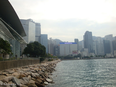 Hong Kong Harbour Photo 4