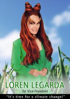 Loren Legarda Is So Fake in Harapan VP Debate