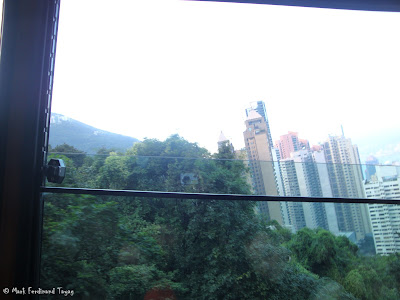 The Peak Tram Ride Photo 9
