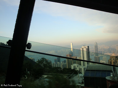 The Peak Tram Ride Photo 12