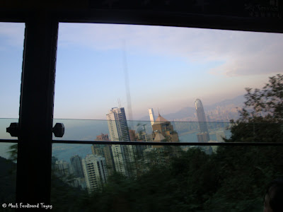 The Peak Tram Ride Photo 10