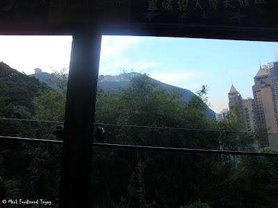 The Peak Tram Ride Photo 8