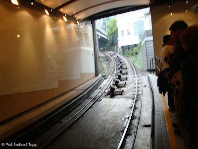 The Peak Tram Ride Photo 4