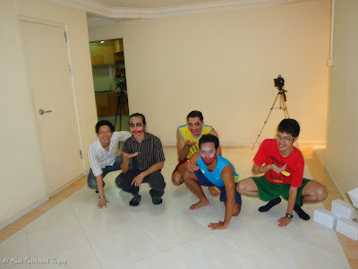 Christmas Clown Party in Singapore 2009 Photo 11