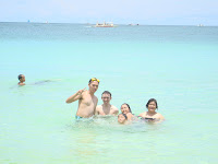 Family in Boracay