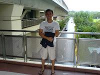 At Punggol Coral Edge LRT