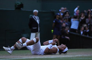 Rafael Nadal Wimbledon champion