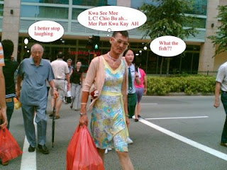 Cross Dresser In Singapore