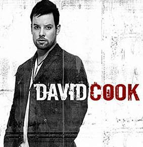 David Cook Album Cover
