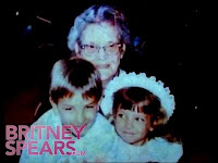 Britney Spears Childhood Picture 13