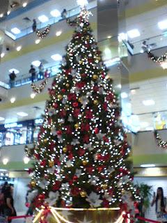 Singapore Christmas Tree