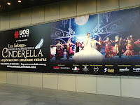 Pictures From Cinderella Musical Esplanade Singapore 1