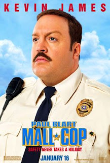 Top Box Office as of January 25, 2009 Paul Blart: Mall Cop