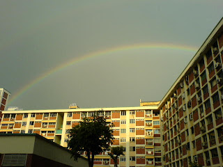 Rainbow in Singapore Picture 3