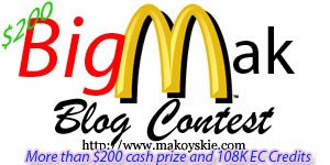 Big Mak Contest Week 4 Top 15 Contestants