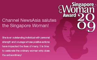 Singapore Woman 2009