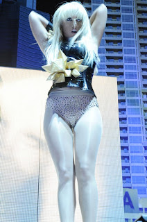 Lady GaGa Crazy Outfit picture 5