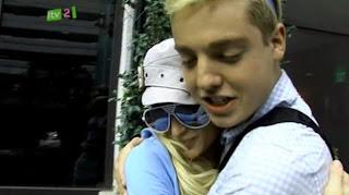 Paris Hilton British Best Friend Winner Samuel Hextall 6