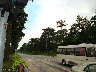 Singapore Road Pictures 8