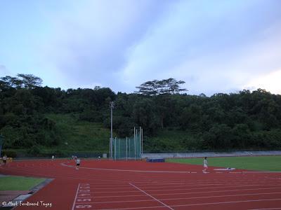 Bukit Gombak Stadium Picture 1